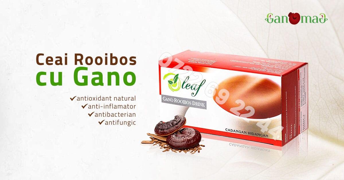 Ceai Rooibos Gano