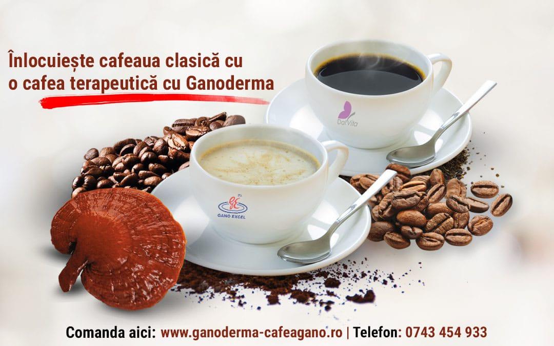 Ganoderma Cafea